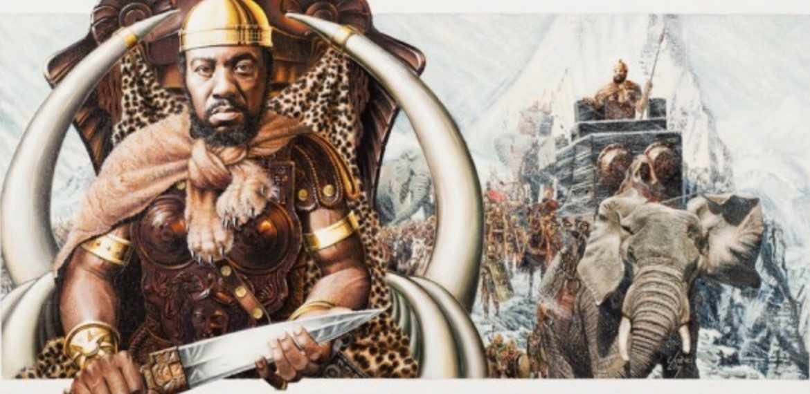 King Hannibal one of the greatest military leaders in the world's history
