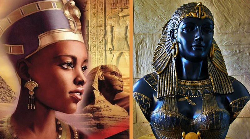 Amani Rina The Great Queen of Nubia – Kingdom of Kush
